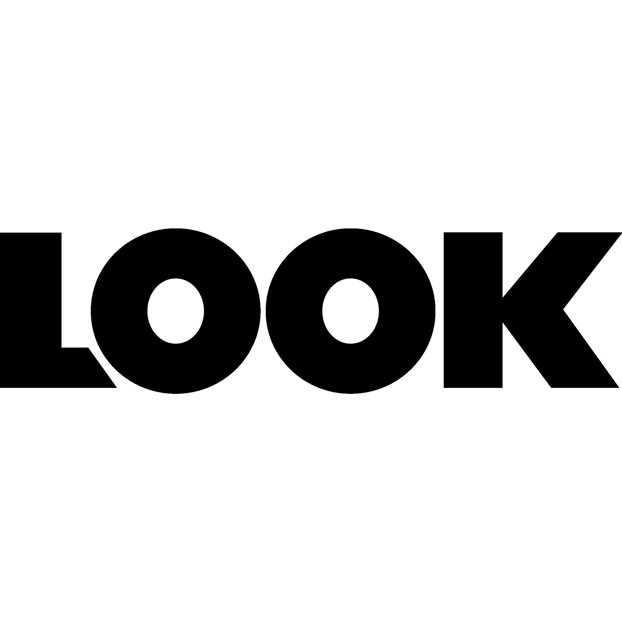 Look Logo mit Link